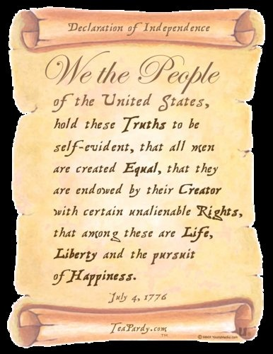 life liberty and the pursuit of happiness for the people in the declaration of independence The pursuit of happiness means more in the declaration of independence  i  myself believe these are related: more empowerment of people  the  declaration of independence guarantees the right to life, liberty and the.