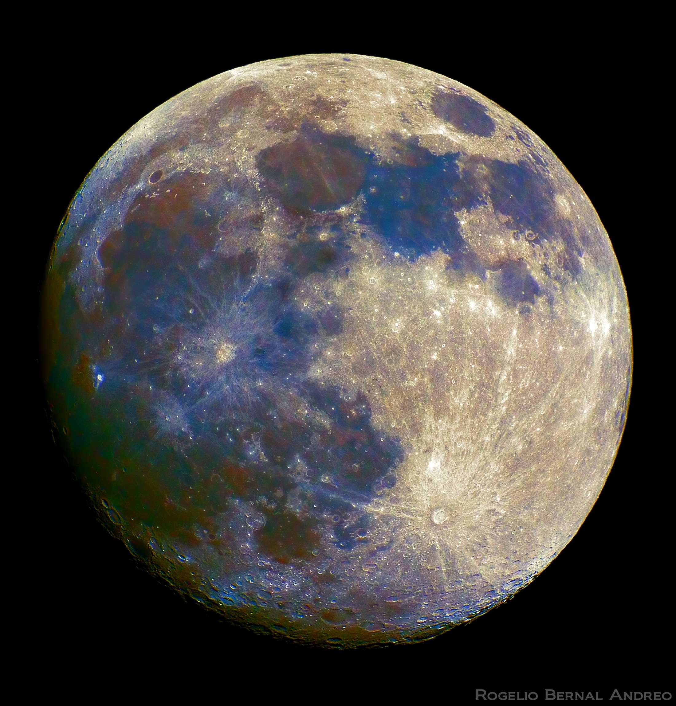 CELESTIAL – A FULL COLOR FILM OF THE MOON BY JOSE ...