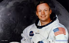 American astronaut neil armstrong returned to spirit on august 25