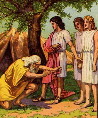 Abraham + 3