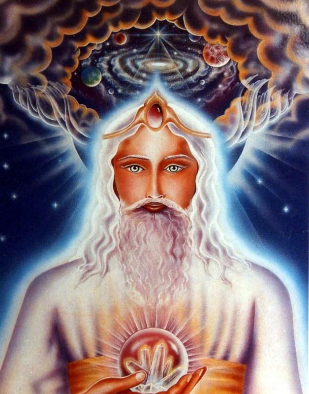 sanat kumara logus planetário regente do planeta vênus chamado na ...