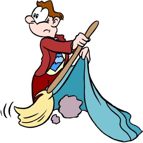 sweep under rug_21753183
