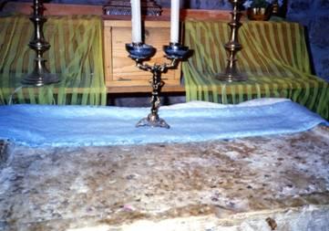oldest altar