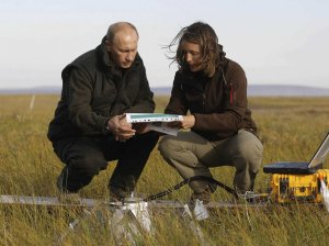 here-putin-hikes-beyond-the-arctic-circle-to-meet-with-scientists-measuring-the-impacts-of-global-climate-change