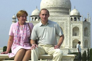 Putin and wife2