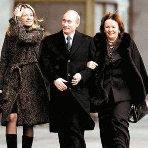 Putin family 2