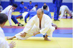 Putin - martial arts