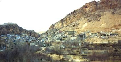 Ma'aloula, Syria