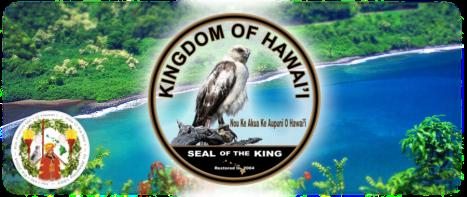 Seal of the King - Hawaii