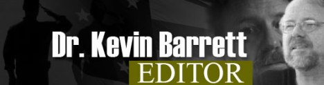 Kevin Barrett - Veterans Today