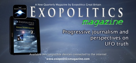 Exopolitics Magazine Advert banner v1