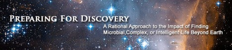 PREPARING FOR DISCOVERY LOGO
