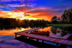 Sunrise -Canada