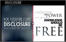 Disclosure film