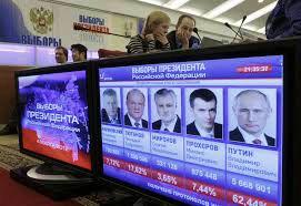 Putin wins 2012