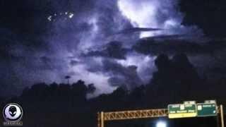 ufo over texas