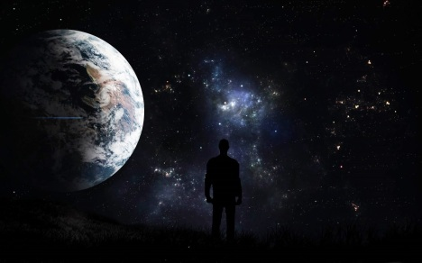 01 Man & Universe
