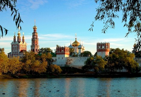 Novodevichy Convent - Moscow