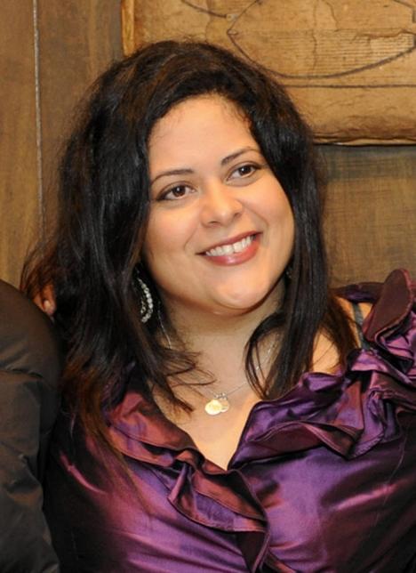 Obama's half sister. Maya Soetoro-Ng