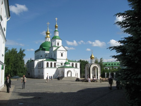The Danilov Monastery - Moscow
