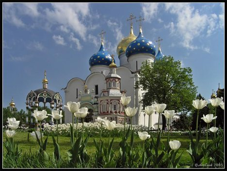 Zagorsk Monastery