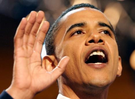 2004 DNC - Barack Obama