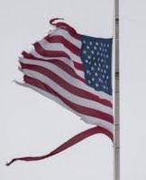 TATTERED FLAG 2