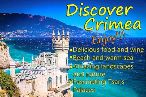 discover Crimea