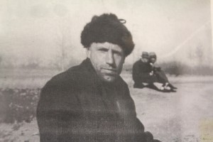 Eric Liddell - prison camp