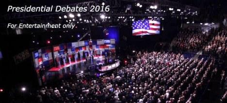 presidentialdebates2016